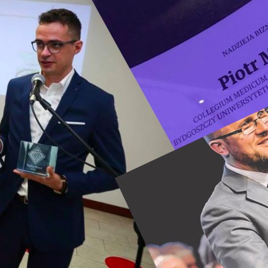 Maciej Lukas - Parkanizer; Piotr Merks Piktorexl; Awards