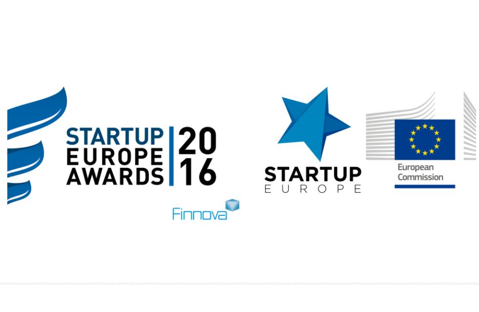 Startup Europe Awards 2016