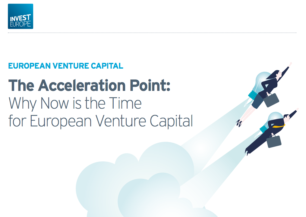 Invest Europe - acceleration point